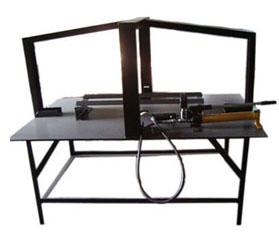 气瓶支架强度试验装置