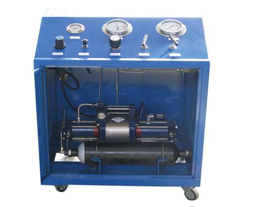 氮气增压系统