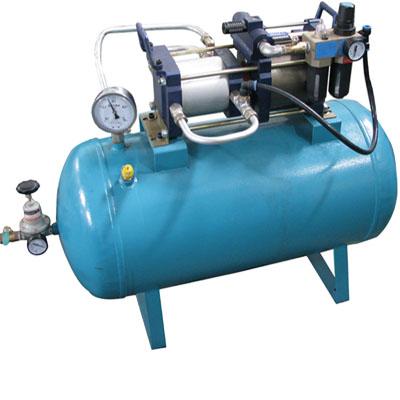 气体增压单元