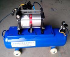高压气体增压泵
