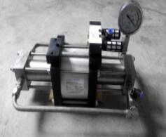 气液增压泵