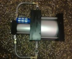 增压泵进行空气压缩的关键要素是什么?