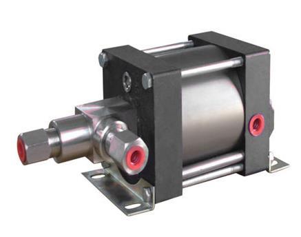 气液增压泵噪声的三种解决方案