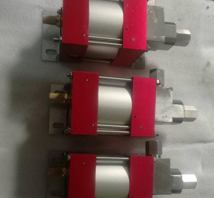 气体增压泵给空气压力增压的优点是什么