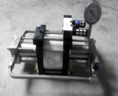 使用气液增压泵时如何注意安全
