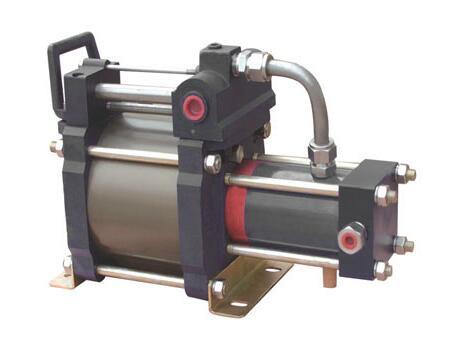 高压气体增压泵安装的六个步骤