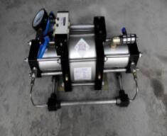 气体增压泵厂家分享氧气增压系统原理及应用