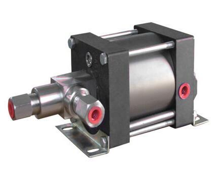 气液增压泵厂家分享怎么保养液压水压试验台?