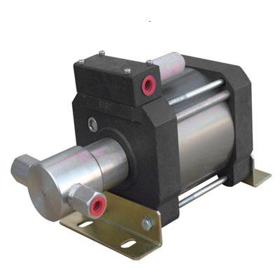 气动气体增压泵产品特点及应用