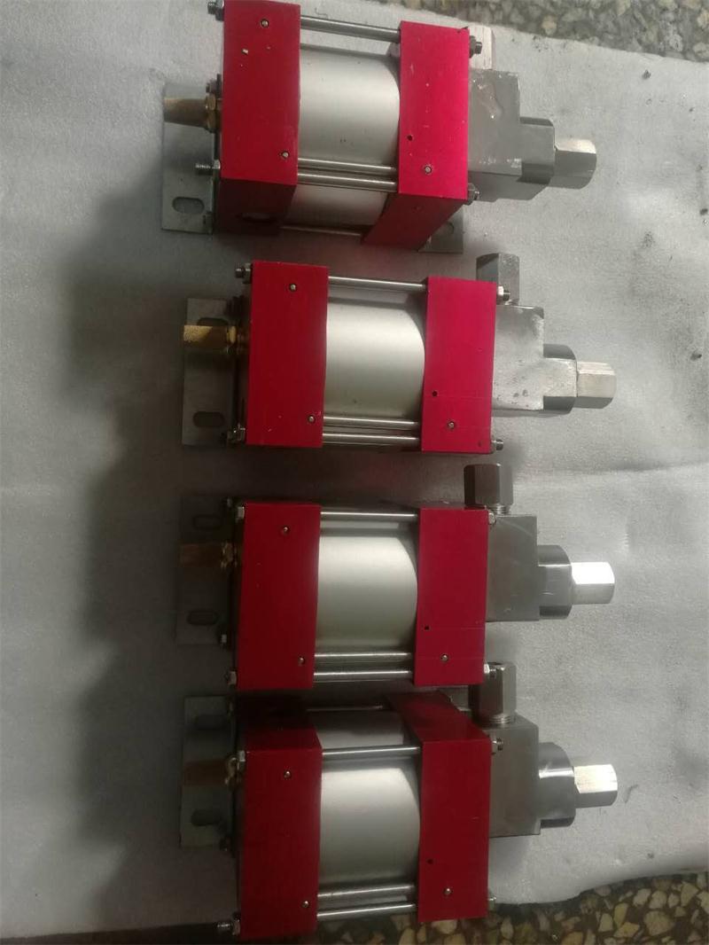 气体增压泵介绍、特点