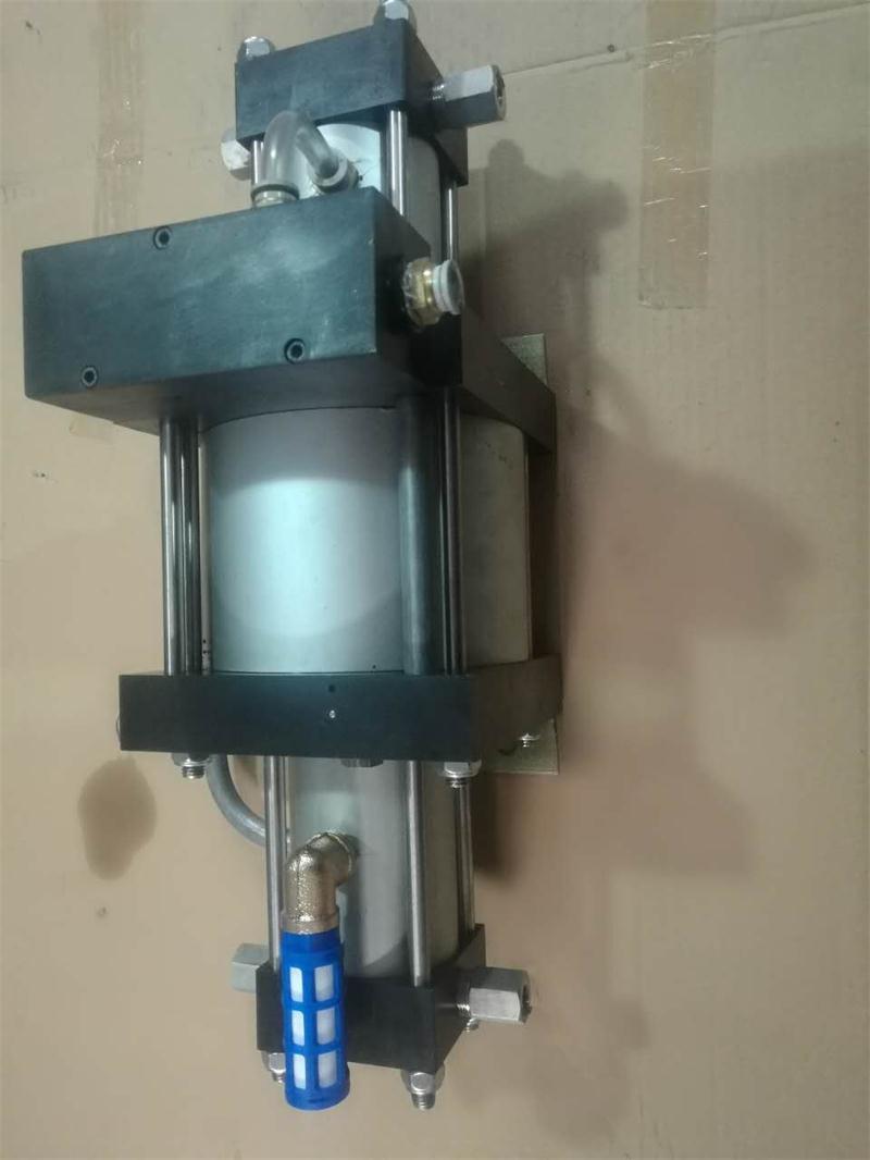 气体增压泵选型及保养