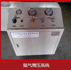 气体增压泵在等离子切割上有什么作用?